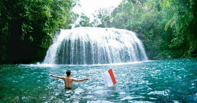 Air Terjun Mandin Damar