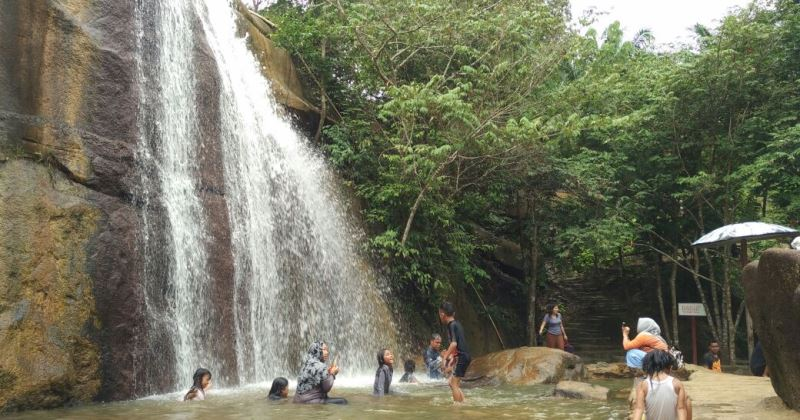 Air Terjun Suayap