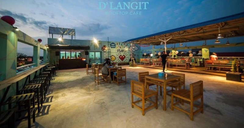 D'Langit Rooftop Cafe & Bar