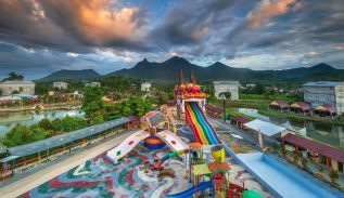 Gunung Jempol Waterboom