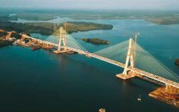 Jembatan Pulau Balang, Objek Wisata Ikonik di Penajam Paser Utara