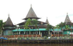 Masjid Sultan Suriansyah, Mengenal Sejarah Masjid Tertua di Banjarmasin