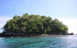 Pulau Failonga, Destinasi Wisata Bahari Eksotis Nan Cantik di Tidore