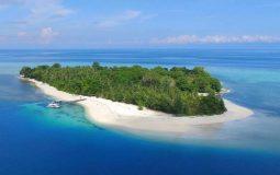 Pulau Kokoya, Pulau Eksotis dengan Keindahan Biota Lautnya di Morotai