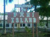 Pesona Pulau Fani, Destinasi Wisata Bahari Eksotis di Raja Ampat