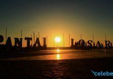 Pesona Pantai Losari Ikon Kota Makassar
