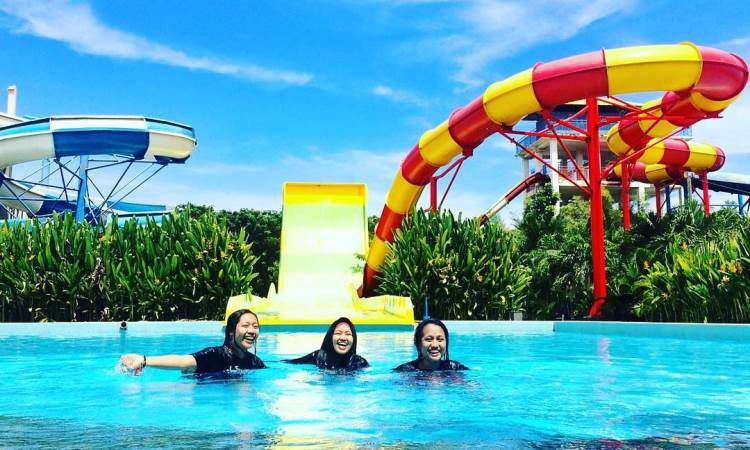 Gowa Discovery Waterpark