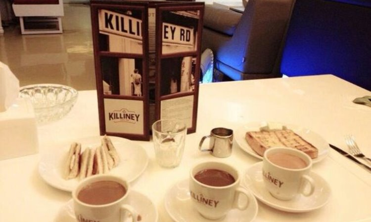 Killiney Kopitiam Palu