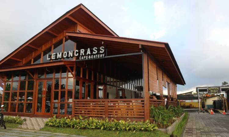 Lemongrass Cafe & Eatery