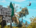 Manado Treetop Zipline Park