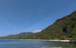 Pantai Biluhu, Pantai Eksotis dengan Keindahan Biota Bawah Lautnya di Gorontalo