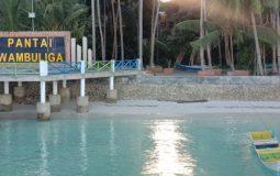 Pantai Wambuliga, Pantai Indah dengan Panorama Sunset yang Memukau di Wakatobi